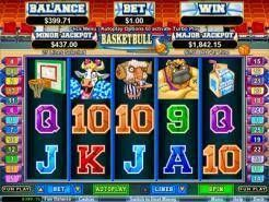 Basketbull Slots